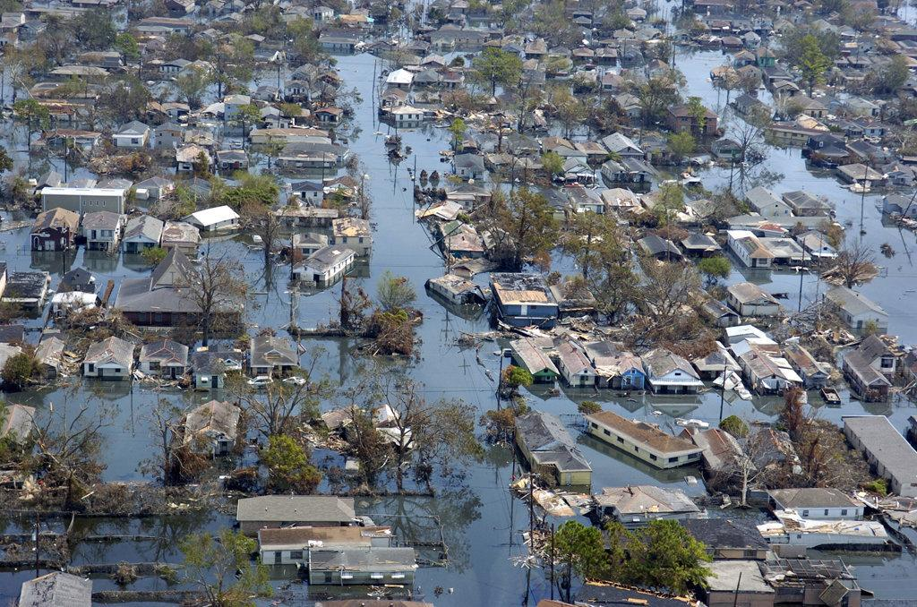 Alumna experiences Katrina aftermath firsthand – The Blue ...