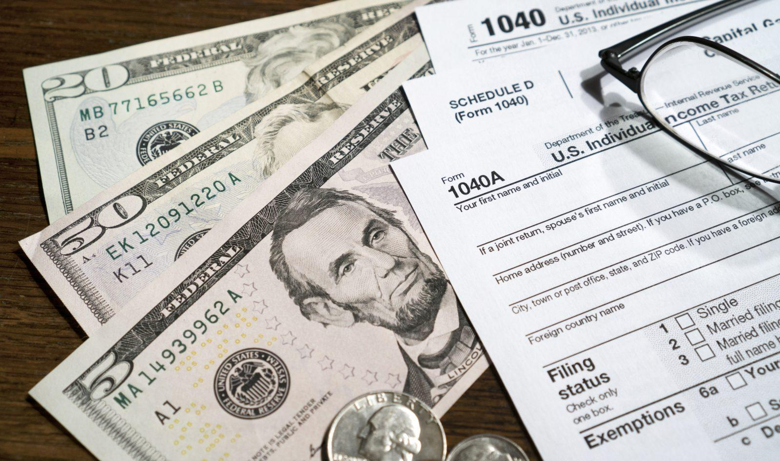 IRS: Watch Out for Tax Refund Scam