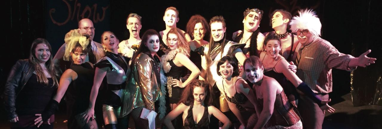 play review the rocky horror show Fox's 'rocky horror picture show' recap: a glorious abomination ken tucker reviews 'the rocky horror picture show remakes often play it.